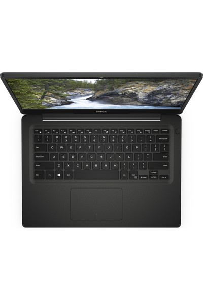 "Dell Vostro 5481 Intel Core i5 8265U 8GB 256GB SSD MX130 Windows 10 Pro 14"" FHD Taşınabilir Bilgisayar FHDG26WP82N"