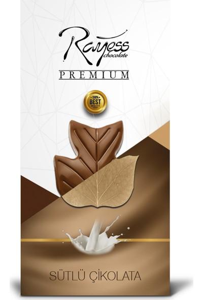 Rayess 100 gr Sütlü Tablet Çikolata