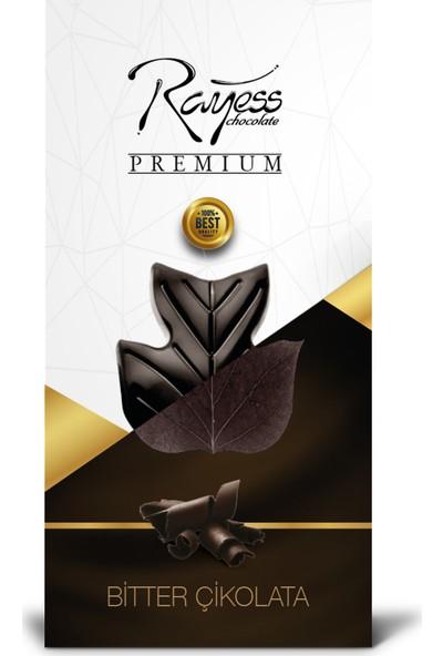 Rayess 100 gr Bitter Tablet Çikolata