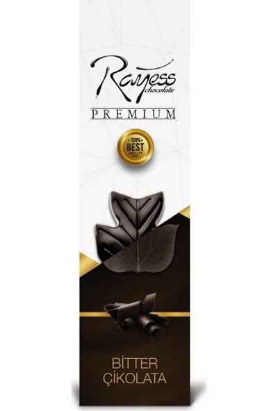 Rayess 40 gr Bitter Tablet Çikolata