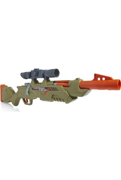 Sunman Huntsman Alpha Ambush Tüfek Dürbünlü 6 Dart