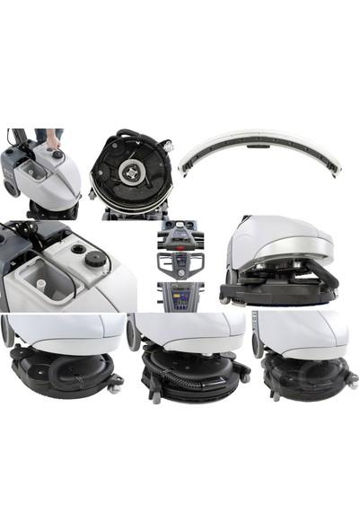 Nilfisk Sc351 Full 11 Litre Akülü Zemin Temizlik Makinesi Otomat