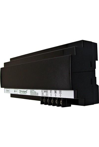 Promed Trıgpowdrıver 0..10 Vdc İle Ac Rezistans, Ampul, Motor, Transformatör Kontrol