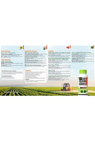 Agrobera Organik Sıvı Solucan Gübresi 1 Litre