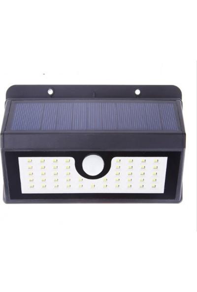 Victor Solar Magictec Solar Bahçe Aydınlatma 45 Ledli Güneş Enerjili Bahçe Lambası Bahçe Işığı Hareket Sensörlü
