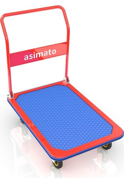 Asimato Ph150 Paket Taşıma Arabası