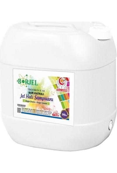 Borjel Katkılı Doğal Halı Şampuanı 30 kg