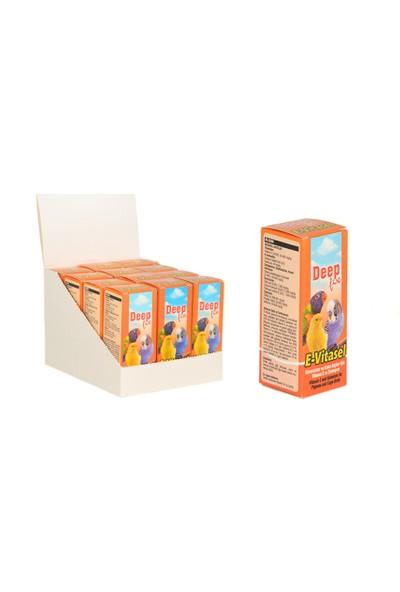 Deep Deep E-Vitasel 30 ml Kuş E Vitamini-Selenyum