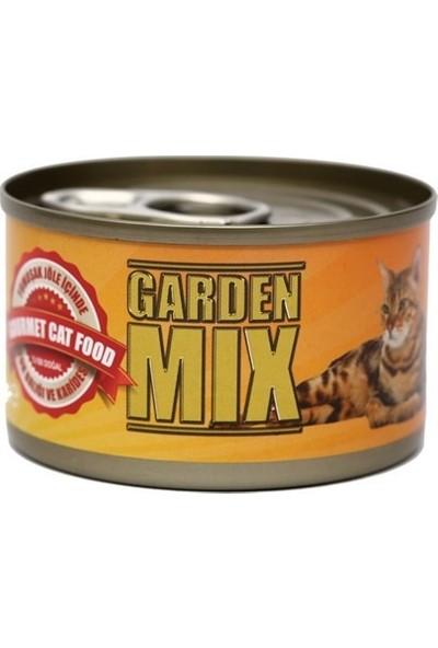 Garden Mix Jöle İçinde Ton Balığı ve Karides 85 gr (6 Al 5 Öde)