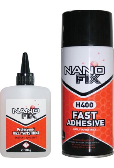 Nanofix Hızlı Yapıştırıcı 400 ml