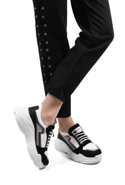 Sapin 23120 Kadın Ayakkabı Siyah