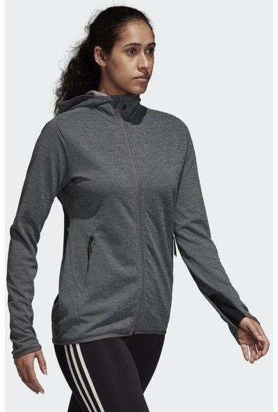 Adidas Dn1543 Fl Cc Hoodie Kadın Sweatshirt