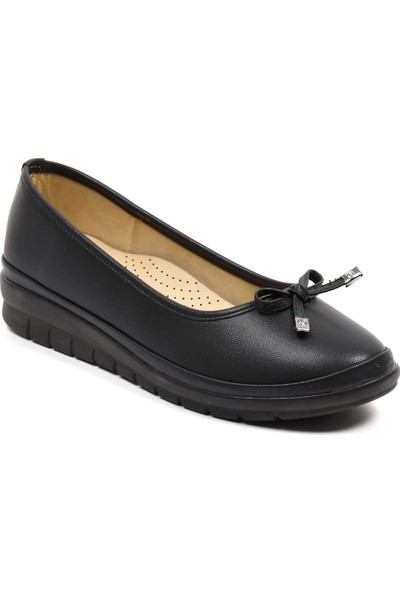 Sapin 23060 Kadın Ayakkabı Siyah