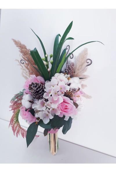 Gelinler Dünyası Gelin El Çiçeği