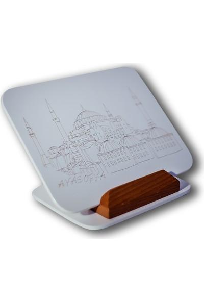 Nartek Tablet Altlığı Ayasofya Desenli