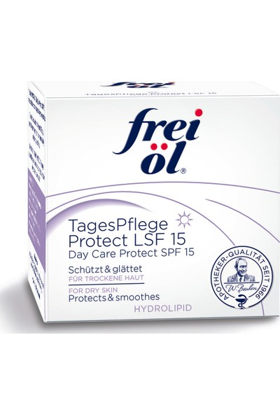 Frei Öl Anti-Aging Serisi Yaşlanma Karşıtı Spf 15 Güneş Koruyucu Gündüz Bakım Kremi 50 ml