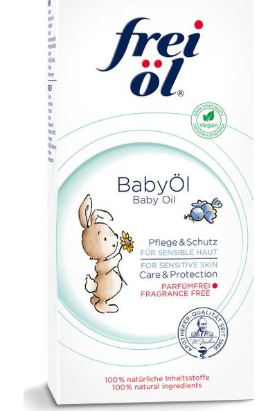 Frei Öl %100 Doğal Bebek Yağı Oil Experts Serisi Baby Oil 140 ml