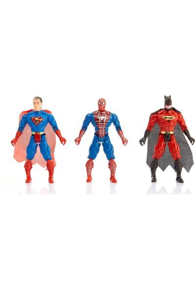 Oyuncak Diyarı Işıklı Süper Kahramanlar