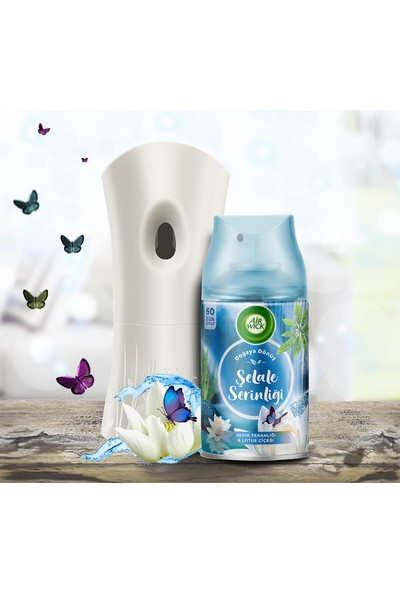 Air Wick Oda Kokusu Freshmatic Şelale Ferahlığı 2'li Yedek