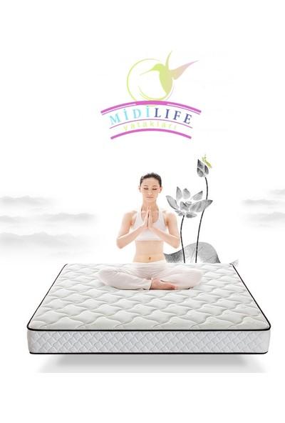 Midilife Lifebed Coton Yaylı Yatak 80X170 Cm