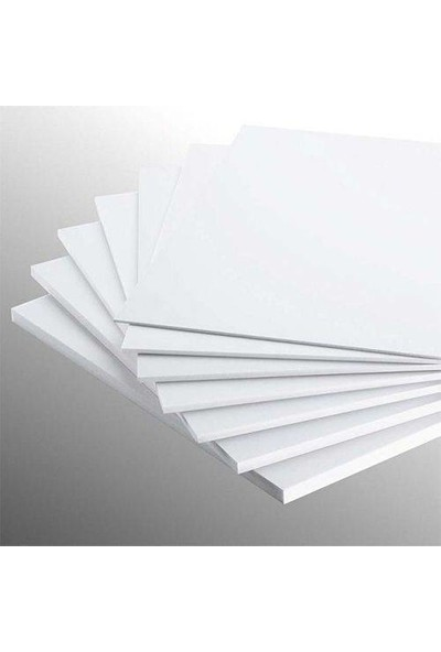 Kıraç Beyaz Dekota Foreks 2,7Mm 10 Adet A4 (21X30)