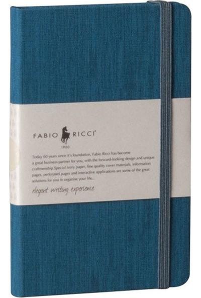 Fabio Ricci Karışık Renk Kareli Defter 1046-787791