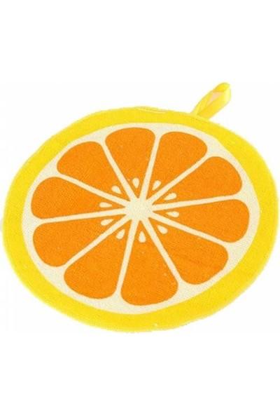 Portakal Şeklinde El Havlusu