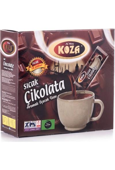 Koza Tek İçimlik Sıcak Çikolata Aromalı Toz İçecek 300 gr