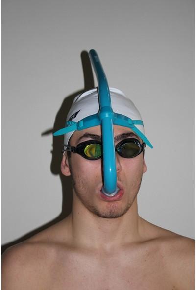 Piranha Valfsiz Şnorkel