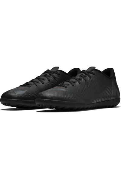 Nike Ah7386 001 Vapor 12 Club Tf Futbol Halı Saha Ayakkabı