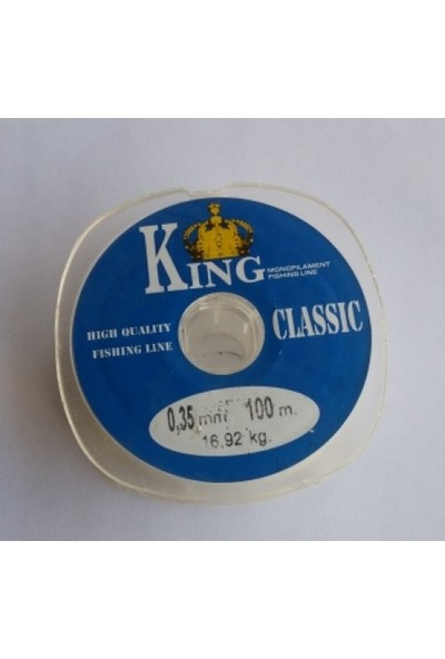 King 100 Mt Beyaz Misine