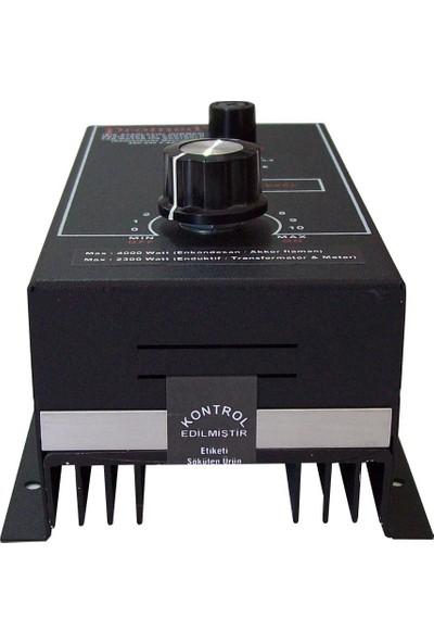 Promed Pano Tipi 4000 Watt Dimmer & Rezistans Fan Motor Devir Kontrol