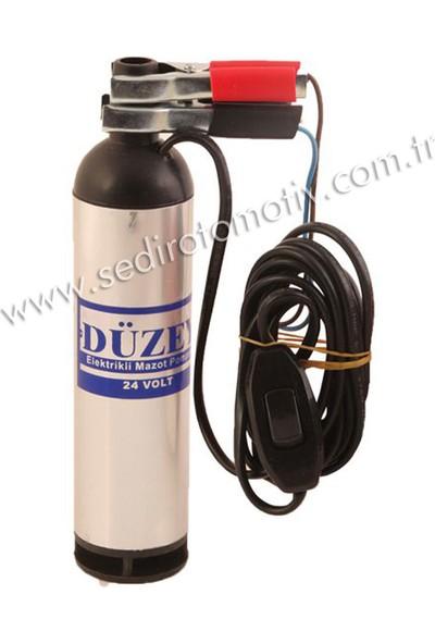 Düzey 12 Volt Mini Küçük Dalgıç Pompa (Mazot, Su, Süt)