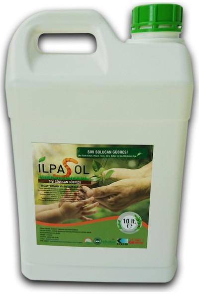 İlpasol®Organik Sıvı Solucan Gübresi 10Litre