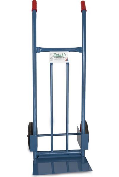 Balatlı Kmc-1328M Merdiven Çıkabilen Yük,Koli,Eşya Taşıma El Arabası 300Kg