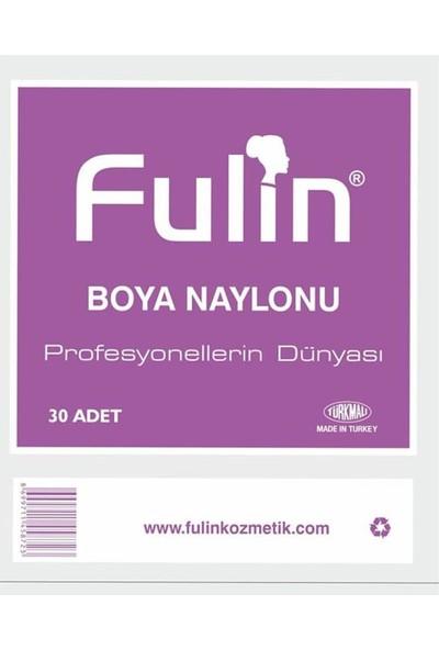 Fulin Boya Naylonu 30Lu - Tek Kullanımlık Boya Önlüğü