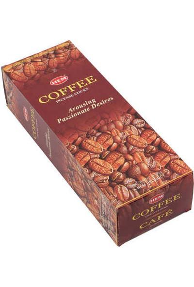 Mory Concept Coffee (Span) Hexa Tütsü Çubuklar