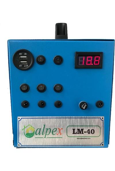 Alpex Lm40 Aydınlatma Paketi