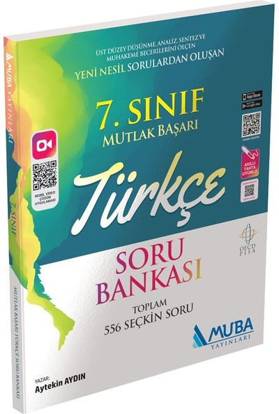 Mutlak Başarı Türkçe Soru Bankası 7. Sınıf