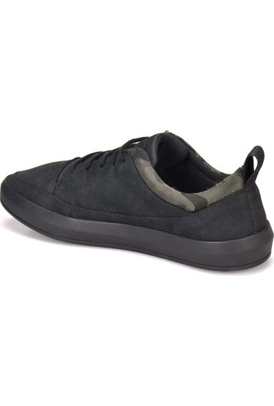 Dockers 225090 Erkek Ayakkabı Siyah Nubuk