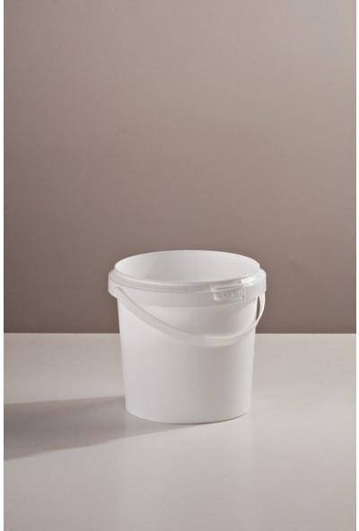 Gürlek Plastik Yoğurt Kovası 1 lt