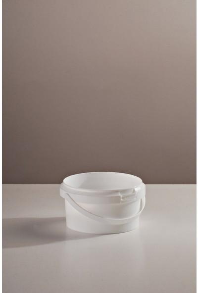 Gürlek Plastik Yoğurt Kovası 0,5 lt