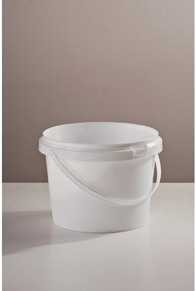 Gürlek Plastik Yoğurt Kovası 2 lt