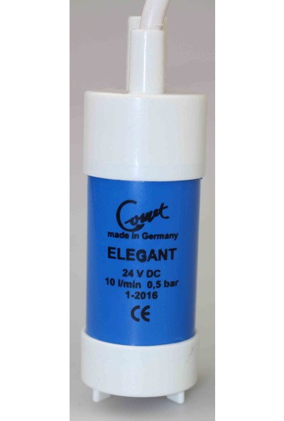 Elegant 24 Volt Sintine Ve Kahve Makinası Pompası