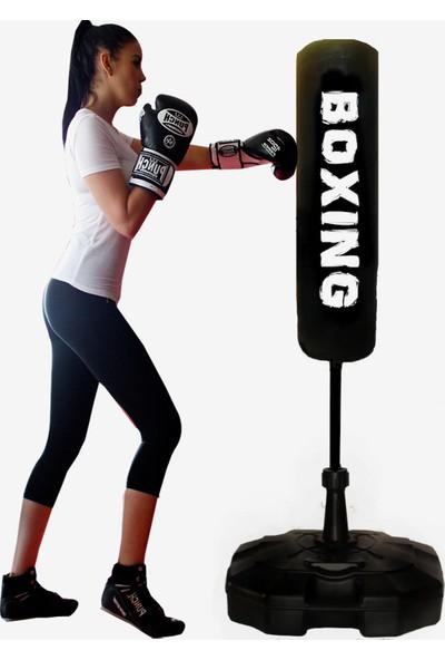 Spor Byfit 150 Cm Ayaklı Yaylı Boks Vurma Standı