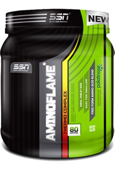 Ssn Aminoflame 400 Tablet 80 Servis