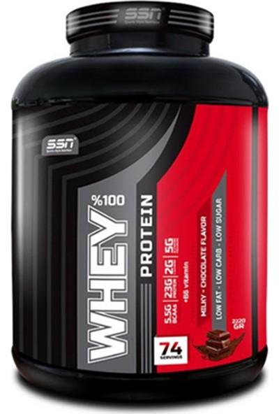 Ssn %100 Whey Protein 2220 Gr