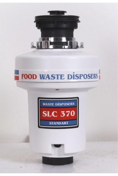 Slc 370 Çöp Öğütücü Makinesi