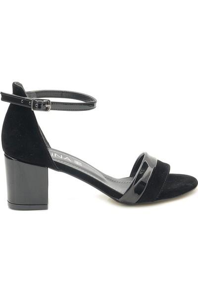 Allina Alçak Topuk Özel Seri Kadın Sandalet