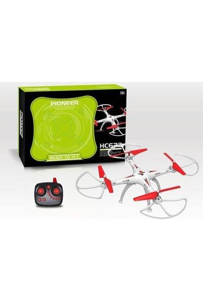 Birlik Oyuncak Büyük Drone Kırmızı